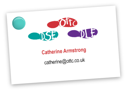 Catherine's Bio - Business Card