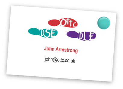 John's Bio - Business Card